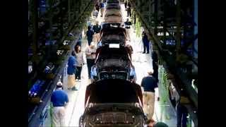Hyundai NF Sonata Alabama plant commercial 현대 미국공장 준공