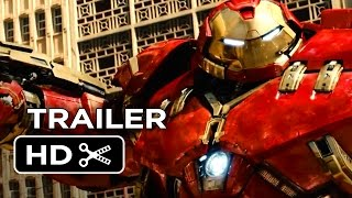 Avengers: Age Of Ultron Official Trailer #1 (2015