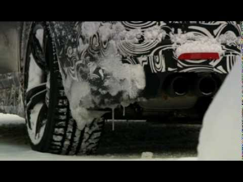 2012 BMW M5 prototype - 30 minutes of raw footage