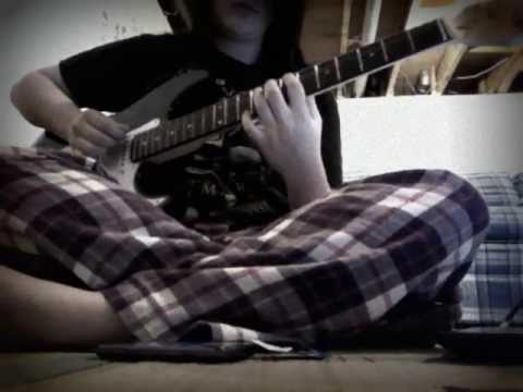 Warmness On The Soul by Avenged Sevenfold Guitar Solo Cover