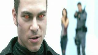 Resident Evil: Afterlife 2010 Claire and Chris Redfield Vs Wesker view on youtube.com tube online.