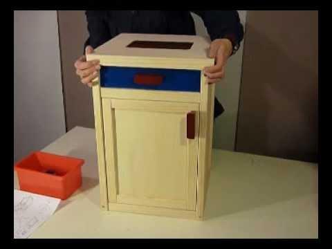 Kuchenspule kinderkuche youtube for Küchenspüle