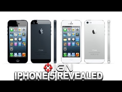 IGN News - Apple Announces iPhone 5, Everything you need to know about the iPhone 5: http://www.ign.com/articles/2012/09/12/apple-announces-iphone-5 Today at Apple's iPhone 5 Event the company f...