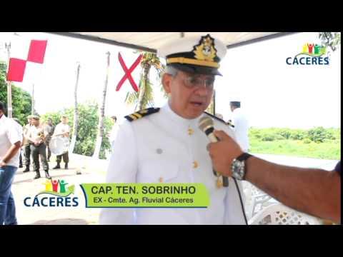 Troca de Comando da Marinha