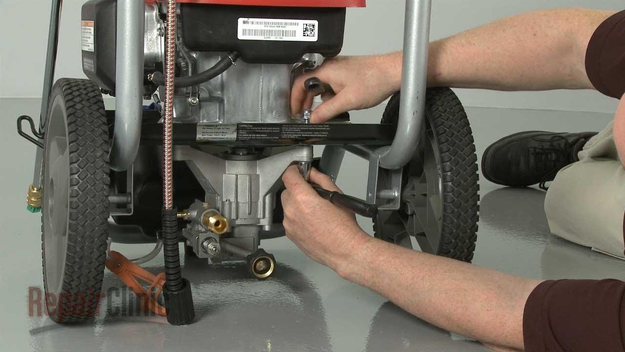 Pressure Washer Pump Replacement Homelite Pressure