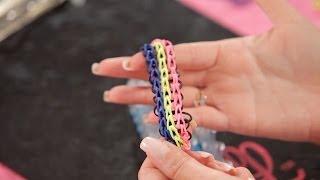Triple Rainbow Loom Bracelet Bracelet Patterns