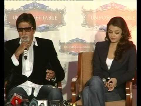 Amitabh bachchan's latest interview with Aishwarya
