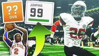 From the NBA, to the NFL   Madden 19 The Rejects Franchise ep. 7