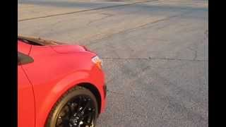 2012 Chevy Sonic DDMworks Exhaust