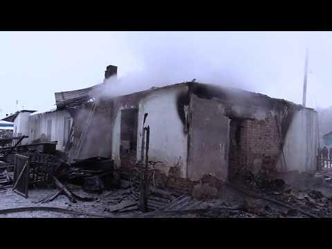 Пятеро детей погибли на пожаре в Искитимском районе