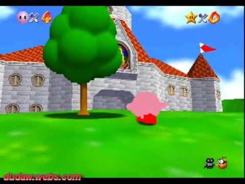 Super Kirby 64