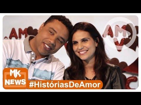 Aline Barros - Histórias de Amor - Semana Amo Você