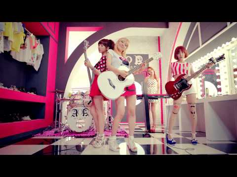 AOA BLACK - MOYA (모야) MV,
