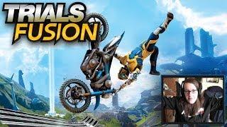Trials Fusion w/ MiDNiTE! [Xbox One]