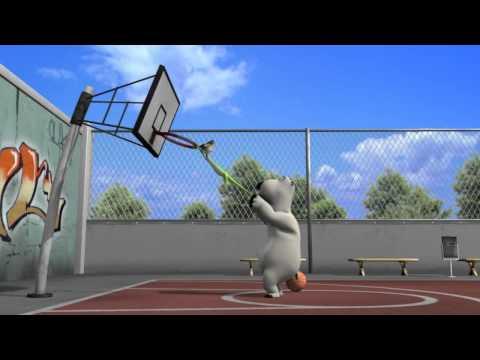 Backkom - Bernard The Polar Bear (Chú Gấu Xui Xẻo) Part 2 - Tập 23 [khanhmovies2 HD]