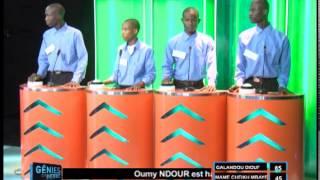 Génies en Herbe : Galandou Diouf vs Lycee Mame Cheikh Mbaye