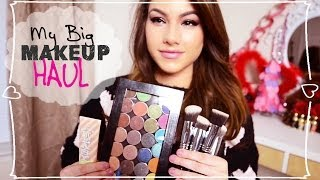 Kayleigh Noelle – Big Makeup Haul!