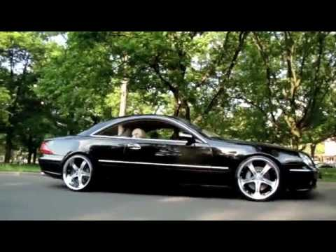 "W215 CL500 with MEC Design mecIII 3 piece wheel 2010 Edition 9,5+11x20"" (4+5 lip)"