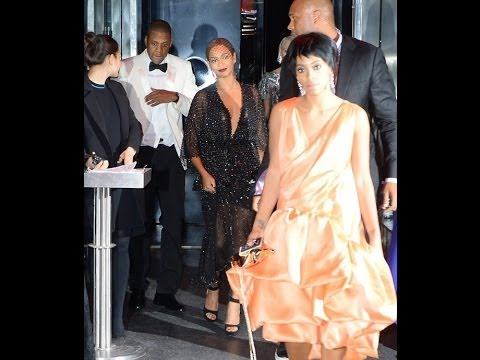 Jay Z Attacked by Solange Knowles After Met Gala