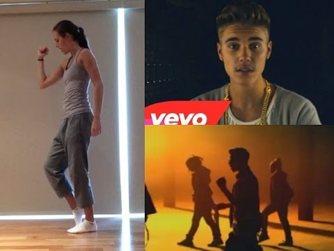 Justin Bieber 'CONFIDENT' Dance Tutorial