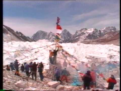 PENDAKIAN MOUNT EVEREST 1997