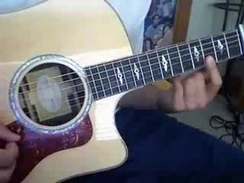 how to play sing hallelujah on guitar