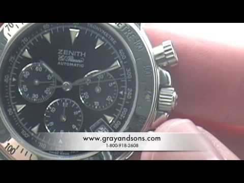 How to read a tachymeter watch bezel