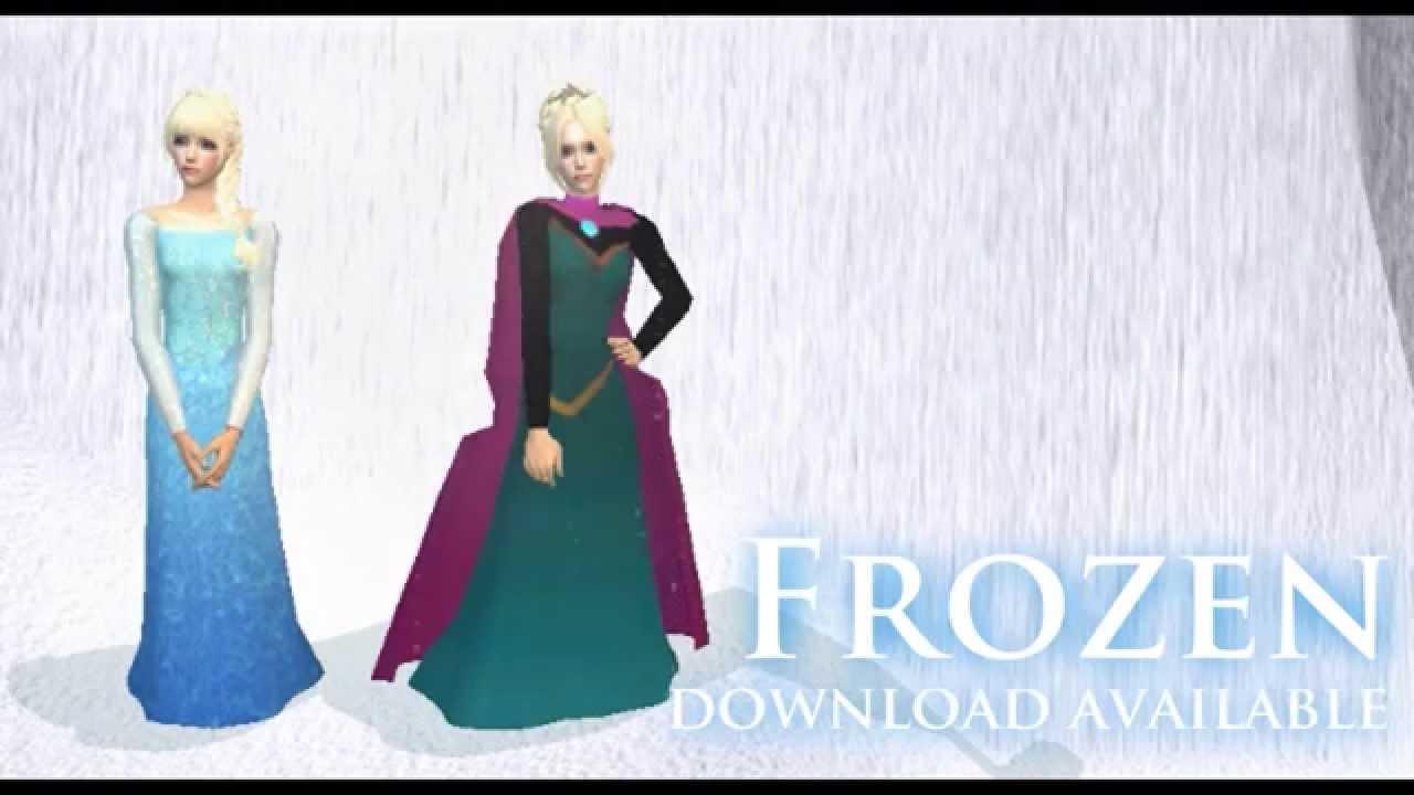 Elsa Sims 3
