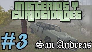GTA San Andreas- MISTERIOS Y CURIOSIDADES PARTE 3