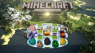 "Minecraft Xbox 360 Edition: ""ENDER DRAGON, BREEDING, SPAWN"