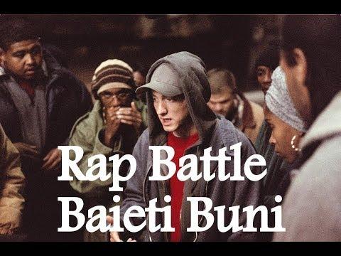 RapBattle (Eminem & Mekhi Phifer)  - Baieti Buni