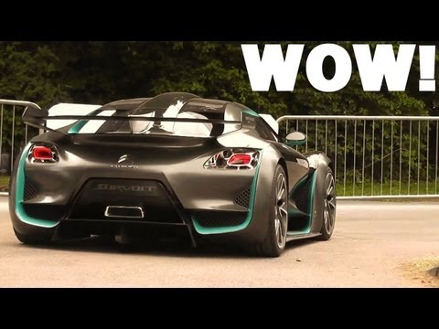 The World's Best Supercars Drive By [HD],