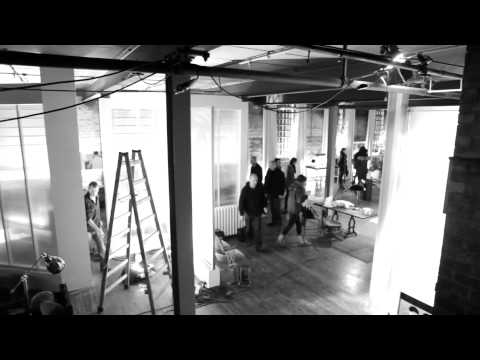 BEHIND THE SCENES: ARMANI JEANS 2012 SS FEATURING RIHANNA