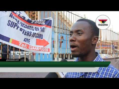 VIDEO: Watch Asante Kotoko fans BLAST referee Samuel Sukah for derby defeat to Hearts of Oak