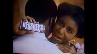 Hershey's Chocolate Candy Bar Commercial 1980