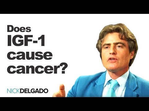 Dr. Thierry Hertoghe - High IGF-1 levels and Cancer