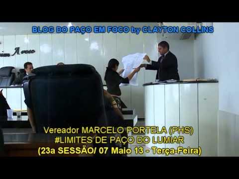 3 - VER.MARCELO PORTELA - LIMITES DE PAÇO DO LUMIAR