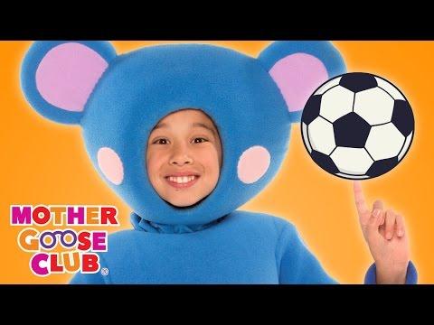 Sports Fun   Soccer Rocker   Mother Goose Club Phonics Songs