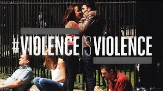 Violence Is Violence: Domestic abuse