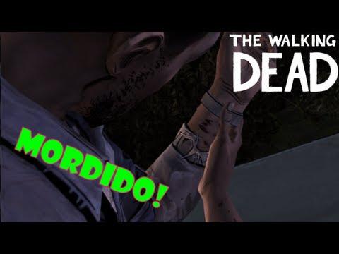 The Walking Dead #25 MORDIDO = FOD#U