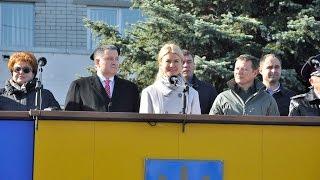 Юлія Світлична: «Ви повинні гордо нести честь та високе звання українського поліцейського»