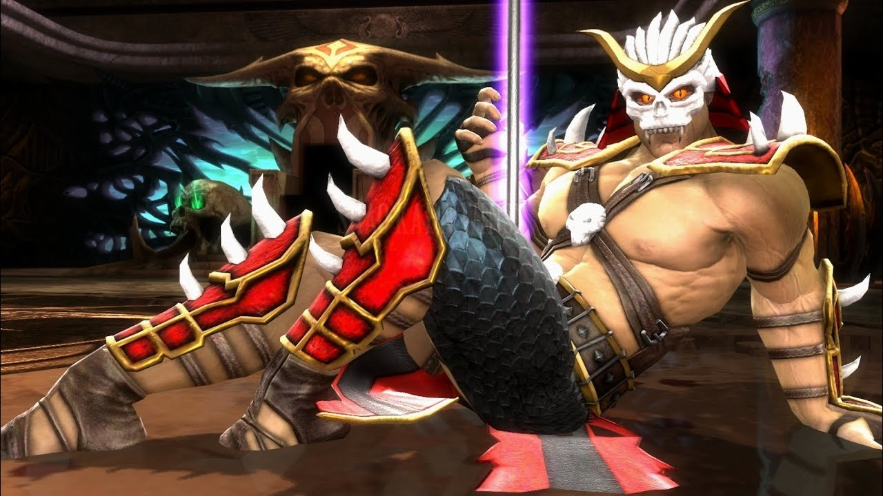 Mortal kombat komplete edition nudity anime scene