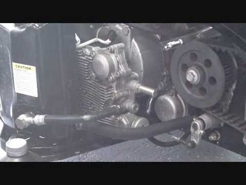 Can Am Spyder Roadster - How to do an Oil Change on an SE5 or SM5