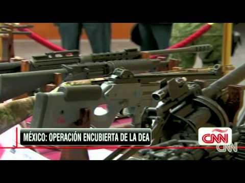 La DEA le lavo dinero a las mafias Mexicanas