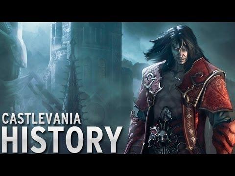 History of - Castlevania (1986-2014)