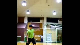 BTH ホリゾンタルストール 片手練習(ターンで連続) BTH Horizontal Stall Practice Onehand with Contentious