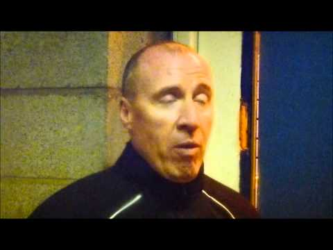 Edinburgh United U17 - post cup winning interview