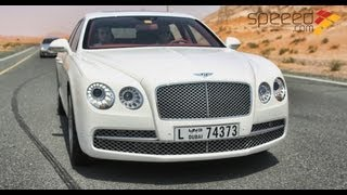 Bentley Continental Flying Spur بنتلي كونتيننتال فلاينج سبير 2014