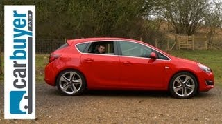 Opel / Vauxhall Astra hatchback 2013 review - CarBuyer