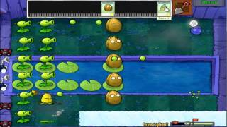 Let's Play Plants Vs. Zombies Pokémon Conquest Unboxed